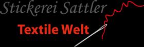 Stickerei Sattler - Textile Welt
